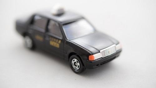 タクシーの歴史